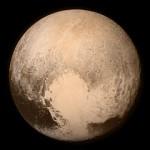 تصویر گرفته شده از کاوشگر New Horizons